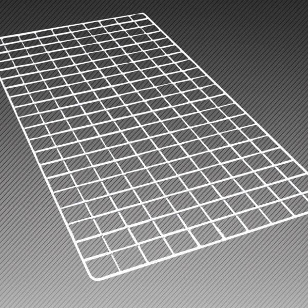 1 600x600 - Сетка 1200х600 яч.50мм одинарная (хром)