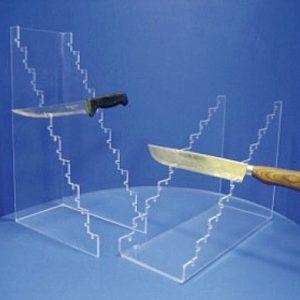 Подставки под ножи из оргстекла