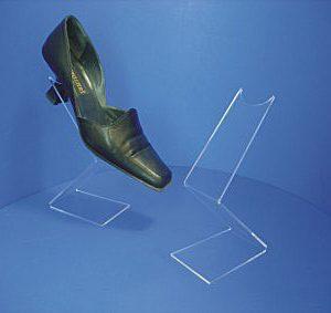 Подставка для обуви для магазина