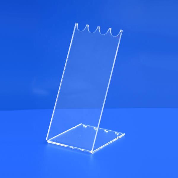 Прозрачная подставка под косметику