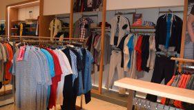 Наша работа в магазине Finn Flare, Мега, г. Уфа